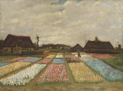 Vincent van Gogh, 'Flower Beds in Holland', 1883