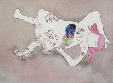 Zhou Jinhua 周金华, 'Painted No.8', 2020