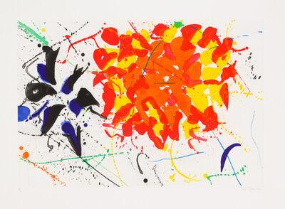 Sam Francis, 'Untitled Red (American Foundation)', 1992