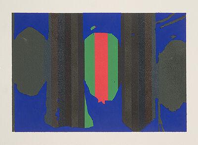 Tim Doud, 'GRMP (Ultramarine', 2016