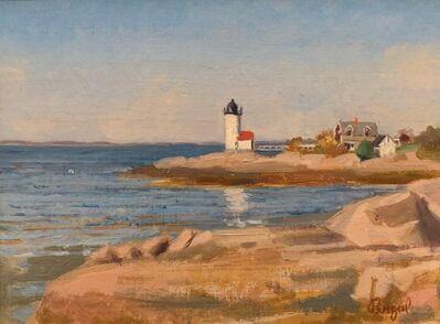 Theresa Pergal, 'Annisquam Lighthouse', 2020
