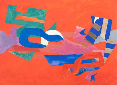 Perle Fine, 'Undisciplined Emotion I', 1959