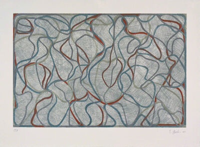 Brice Marden, 'Eagles Mere Muses', 2001
