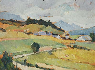 Bessie Davidson, 'Near Grenoble', ca. 1943