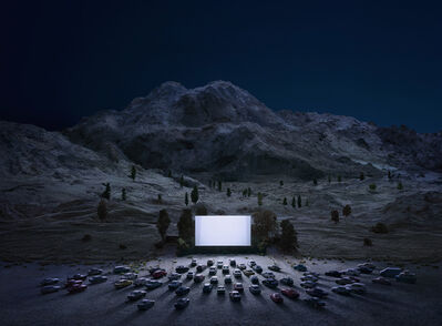 Thomas Wrede, 'The luminous Screen ', 2015