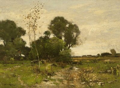 J. Francis Murphy, 'Summertime', 1885