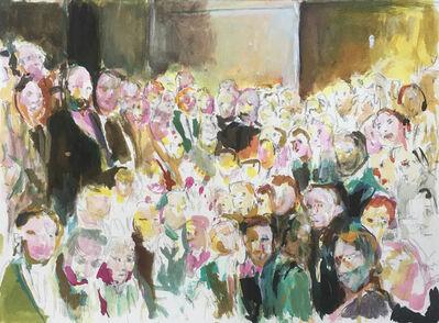 Franziska Klotz, 'Die Versammlung', 2017