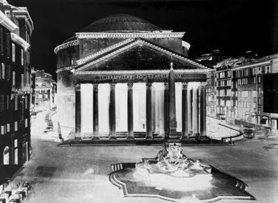 Vera Lutter, 'Pantheon, Rome, III: June 23', 2020
