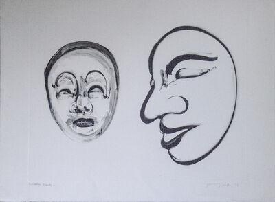 Jenny Snider, 'Bunraku Masks I', 1993