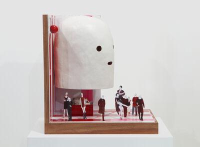 Marcel Dzama, 'I never told a lie, I don't even have a nose', 2014