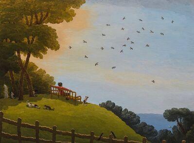 Ramiro Fernandez Saus, 'The Song of the Birds', 2018