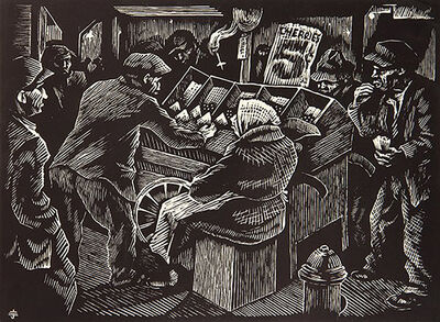Eli Jacobi, 'Cherries – 5¢', 1935-1940
