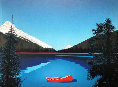 David Thauberger, 'Something in the Water', 2020