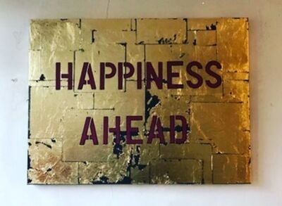 Zoe Grace, 'Happiness Ahead', 2017