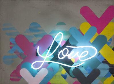 Karlos Marquez, 'XL Love', 2019