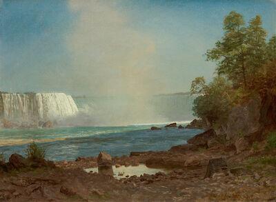 Albert Bierstadt, 'Niagara Falls'