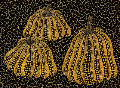 Yayoi Kusama, 'Three Pumpkins', 1993