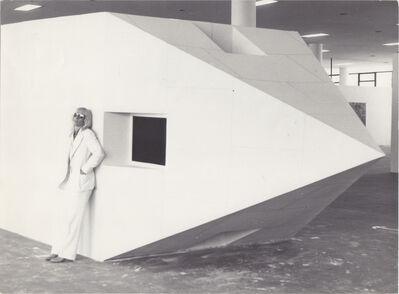 Marta Minujin, 'Obelisco acostado', 1978