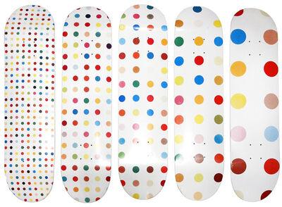 Damien Hirst, 'Spot Decks', 2009