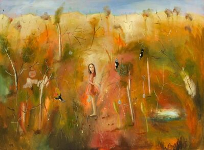 Terry-Pauline Price, 'Strange Surroundings'