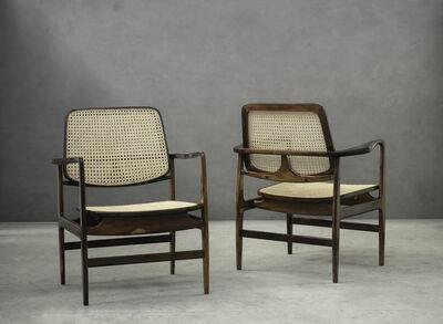 Sergio Rodrigues, 'Oscar armchairs', 1956