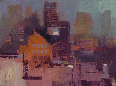 William Wray, 'Orange Building', 2016