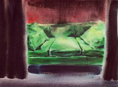 Bao Lei (包蕾), 'Empty Couch', 2020