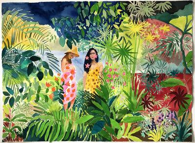 Alexandra Karamallis, 'Overgrown - Overwhelmed', 2018
