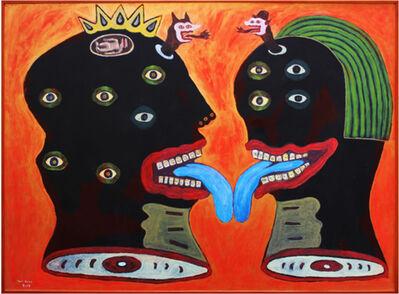 Heri Dono, 'Kissing', 2013