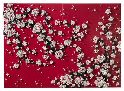 Ran Hwang, 'Healing Blossoms_AR1', 2017