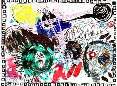 "LAHCEN KHEDIM, '""Chaos N°70""', 2011"