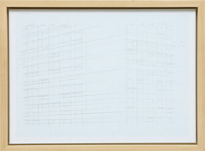 Suyoung Kim, 'Drawing 4', 2007
