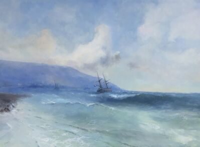 Karen Darbinyan, 'Seashore', 2019