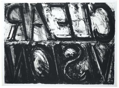 Bruce Nauman, 'Clear Vision', 1973