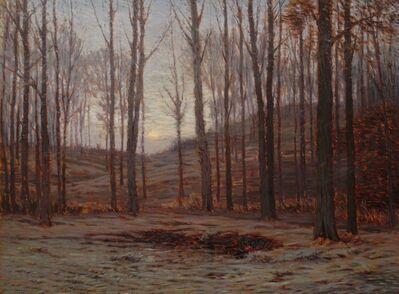 Leonard Ochtman, 'A Silent Morning', 1909