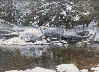 Rachel Personett, 'Winter River', 2018