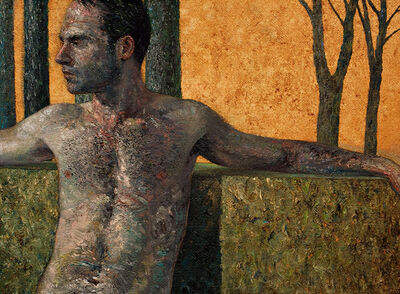 Forrest Williams, 'Woodsman 11', 2011
