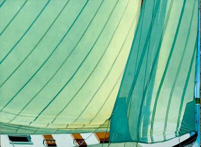 Kay Bradner, 'Caribbean Sails', 2012