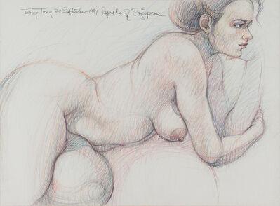 Eng Teng Ng, 'Contemplative', 1994
