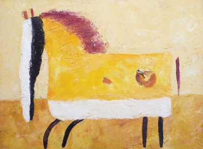 Valentina DuBasky, 'Amber Horse', 2016