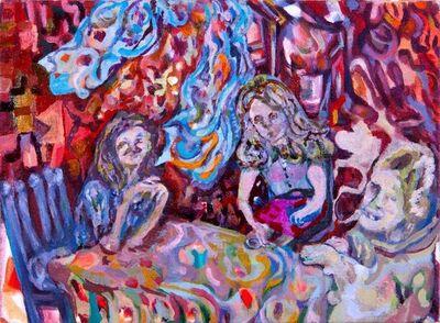 Paloma Ariston, 'Playing cards', 2014