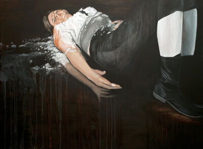 Mary Kearney Hull, 'Spoon Full of Sugar', 2015