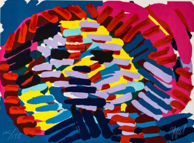 Karel Appel, 'See Me Running Again', 1978