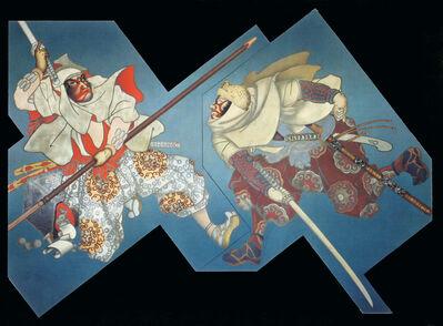 Larry Rivers, 'Heroes Of Chushingura', 1974