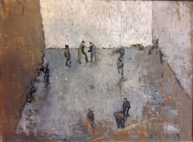Chester Arnold, 'Holding Cell Study', 2013