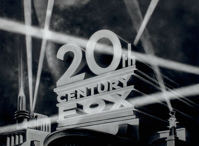 Florian Maier-Aichen, '20th Century Fox', 2005