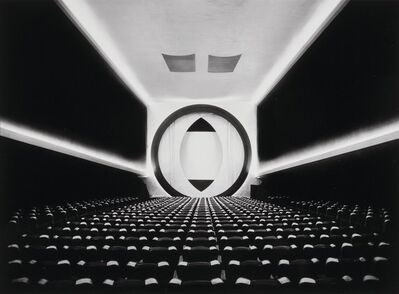 Ruth Bernhard, 'Eighth Street Movie Theater, Frederick Kiesler-Architect, New York', 1946-printed later
