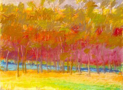 Wolf Kahn, 'Midsummer', 1993