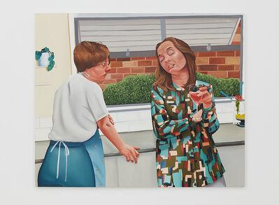 Madeleine Pfull, 'Sisters', 2018