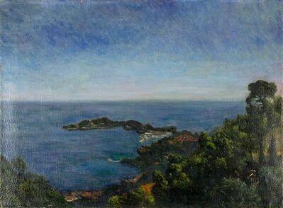 Robert Padilla, 'Untitled (View of The Ocean)', 1988